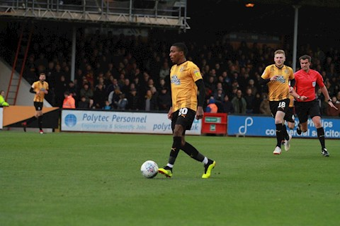 MATCH GALLERY | MACCLESFIELD TOWN (H) - News - Cambridge United