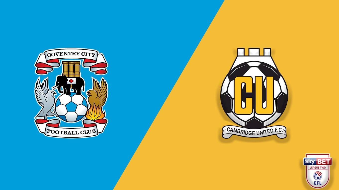 COVENTRY CITY - News - Cambridge